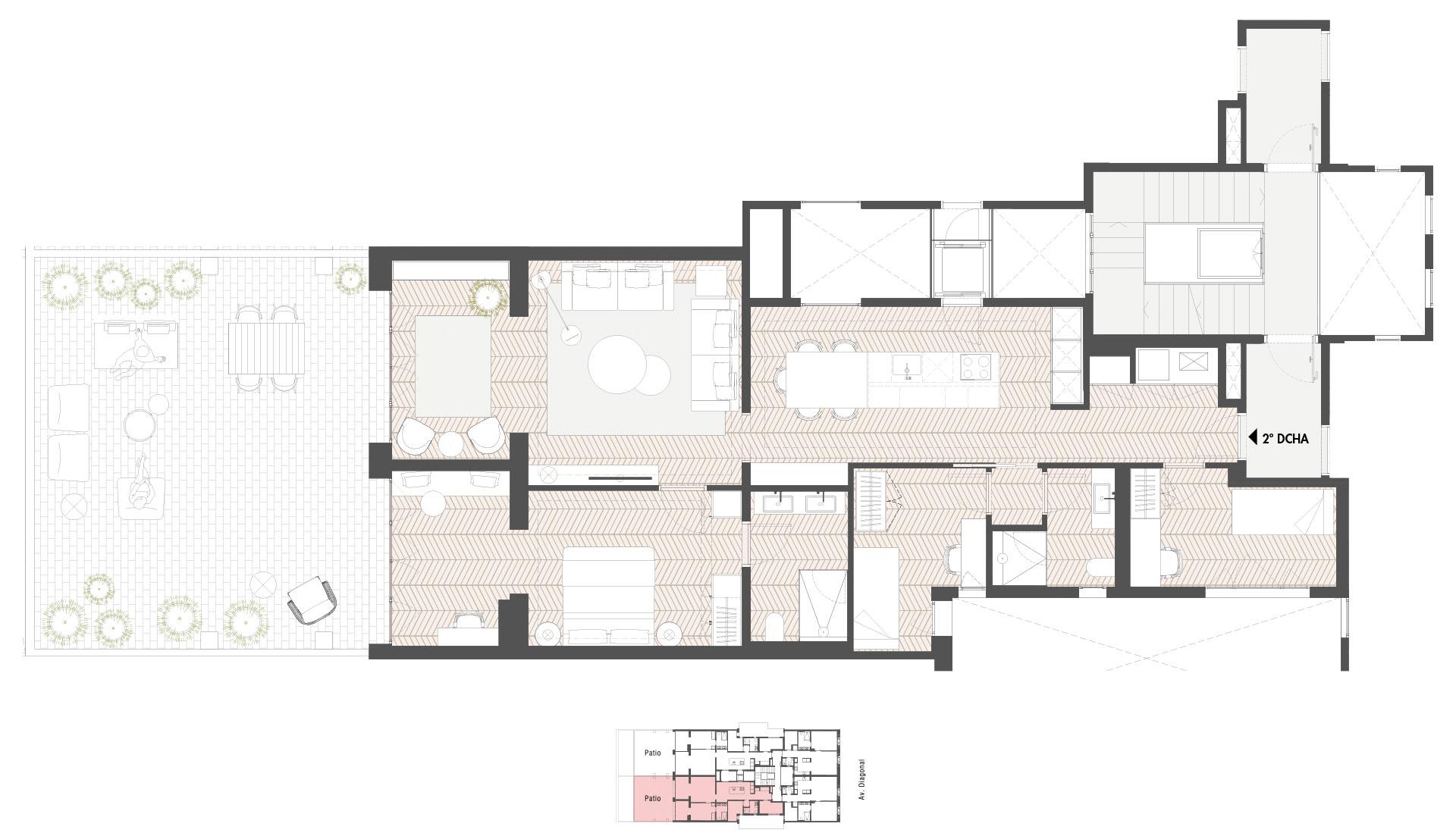 Torre Diagonal 331 - Entresuelo 2 D
